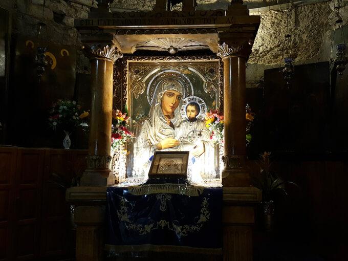 Гробница Богородицы в Гефсимании