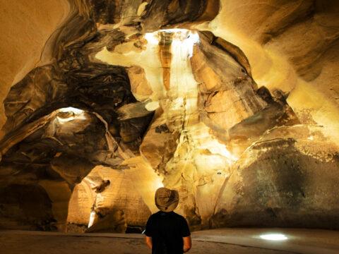 Пещеры Бейт-Гуврин