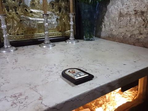 Освятить икону или крестик